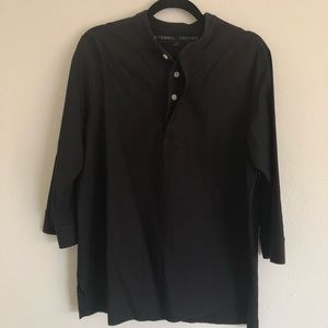 3/4 Length Sleeve Pullover